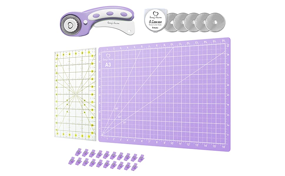 Rotary Cutter Set