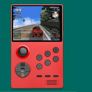 3.5 inch screen retro game console