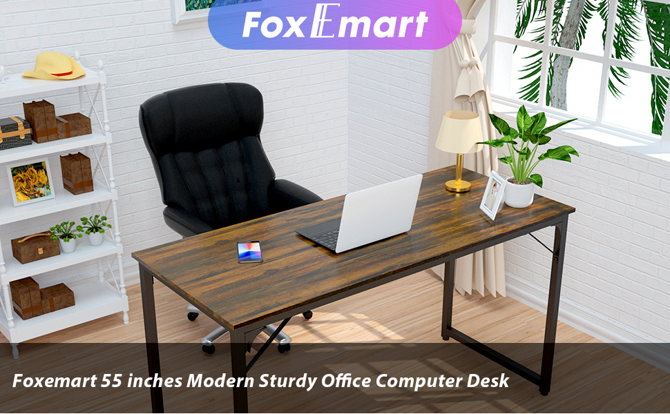 55 computer desk