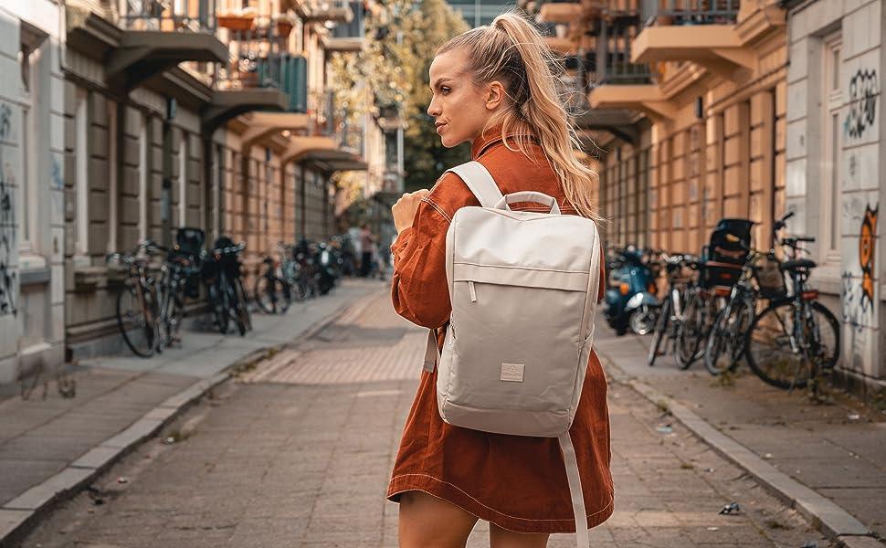 Rucksack Freizeit Reisen Damen & Herren - Johnny Urban