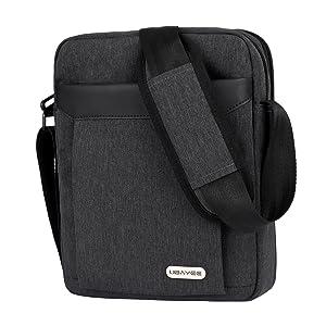 10.5 inch tablet shoulder bag