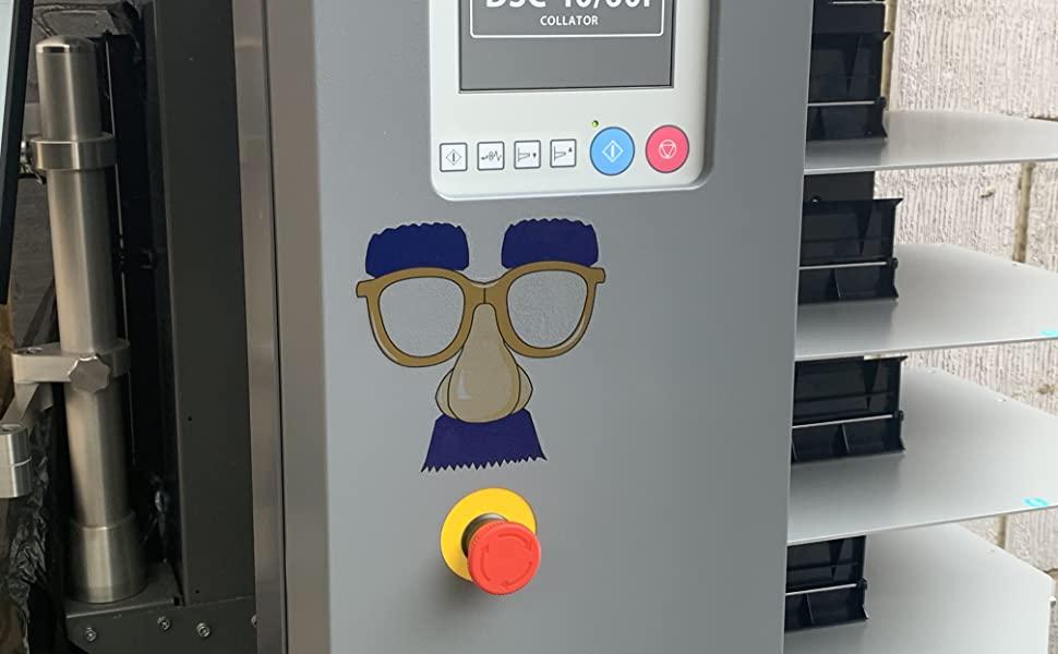 PPD A4 x 10 Pegatinas de Vinilo Autoadhesivo Transparentes Imprimibles de Grado Comercial - Acabado Mate y A Prueba de Desgarro - Para Impresora de ...