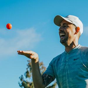 Vice Golf ball trick