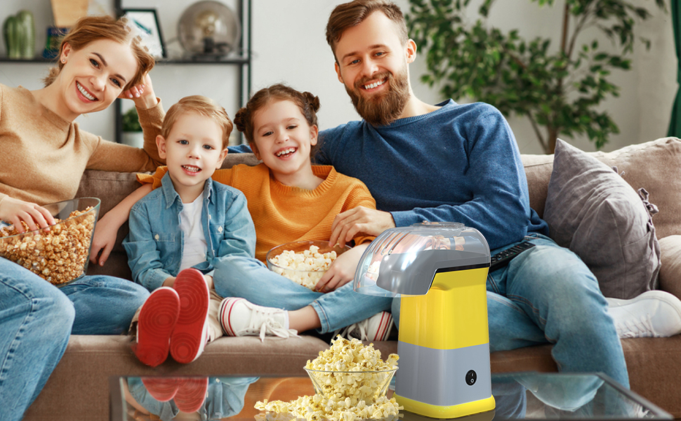 popcorn maker for party