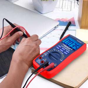 Mini DEL Bleu DC vol Voltmètre VOLMETER 5-100 V UK vente Nouveau