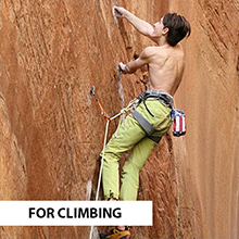 FOR CLIMBING