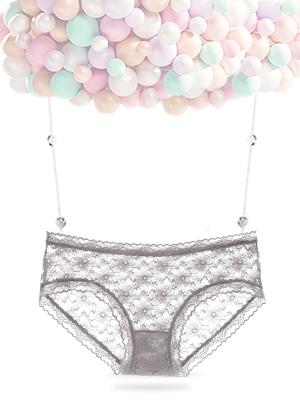 lace bikini panties