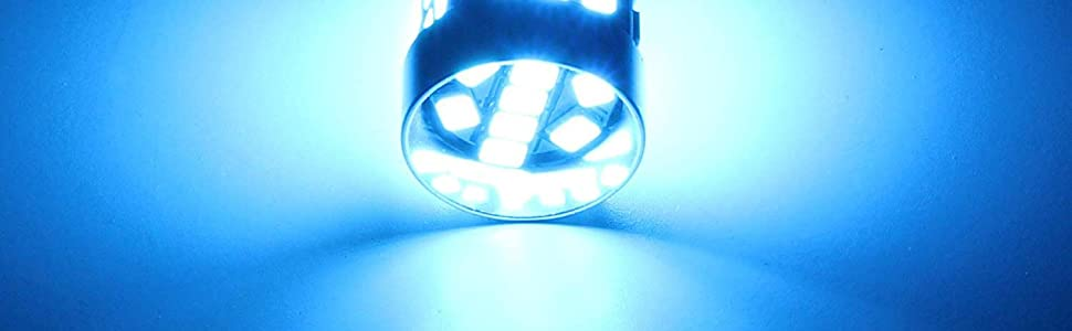 10000K Ice Blue 69-SMD 9005 9145 H10 LED Bulbs For High Beam Daytime Running Lights