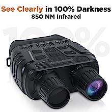 IR binoculars for hunting