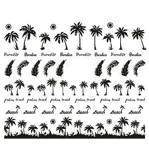 palm tree beach,polygel nail kit,nail polish,acrylic nail kit,nail kit set professional acrylic