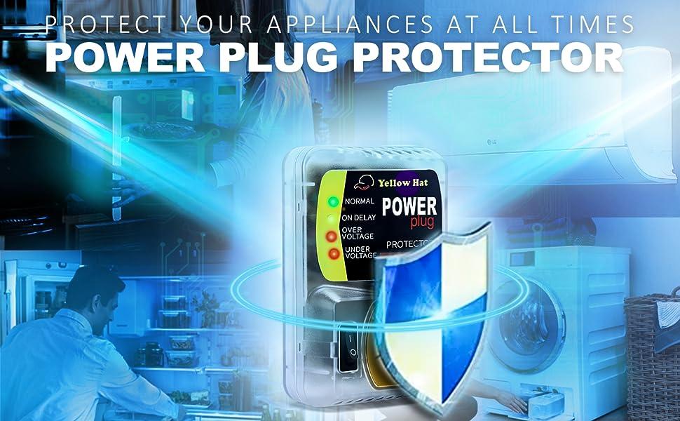 power plug protector