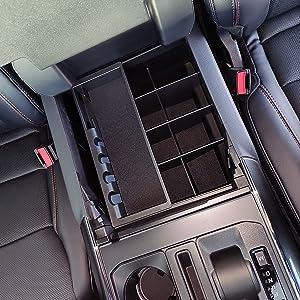 SLX169 Ford F150 OEM center console tray