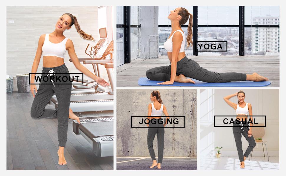 Workout Yoga Pants for Women