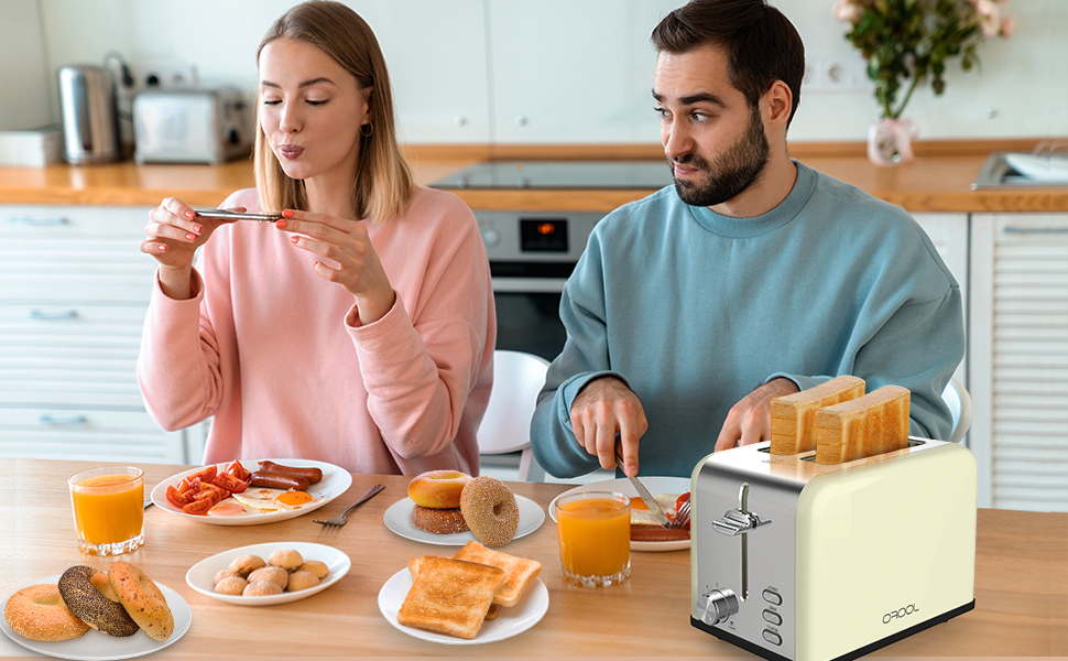toaster for your family