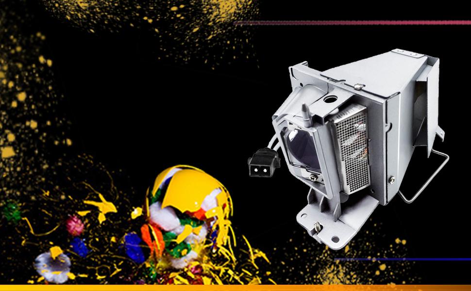 Bombilla Proyector HD141X GT1080E HD26 DX346 GT1080 EH200ST H182X ...