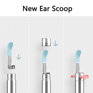 New Ear Scoop