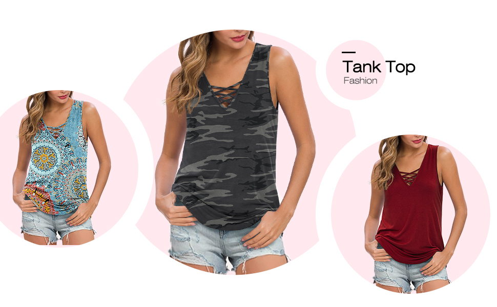 tank tops