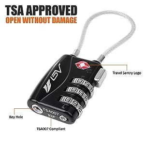 TSA-goedgekeurd