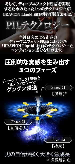 BRAVION Liquid ブラビオンリキッド 増大 クリーム リキッド ジェル ローション