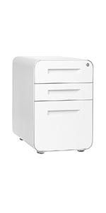 Stockpile Curve File Cabinet