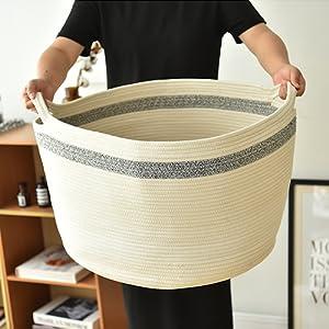 closet basket