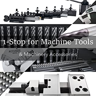 Accusize 1-Stop for Machine Tools and Machinery Accessories