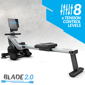 Bluefin Fitness Blade 2.0 Magnetic Rower