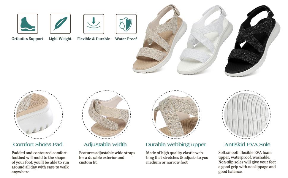 women sport sandals