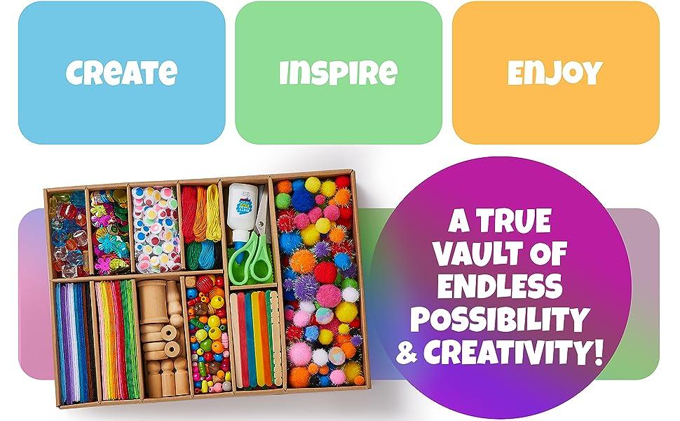 Arts Crafts Vault - Create, Inspire, Enjoy