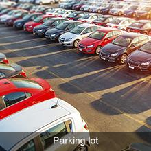 walkie talkies for parking lot