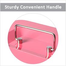 convenient handle
