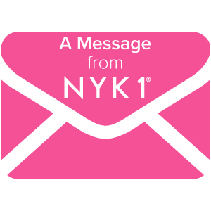 A message from NYK1