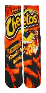 Hot Cheetos Socks
