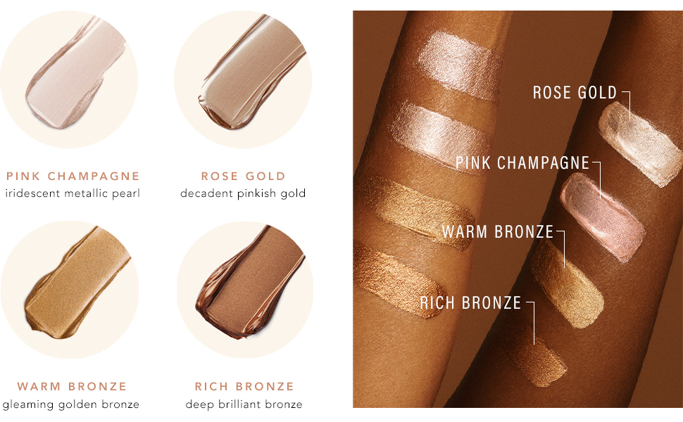 complexion booster shades