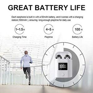 Large Battery Life of Wireless Earphones