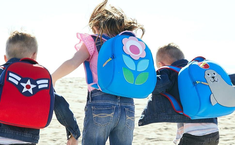 Dabbawalla Modern Backpacks for Kids Preschool