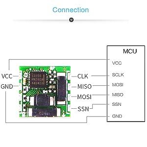 bluetooth accelerometer acceleration sensor gyroscope gyro magnetometer mpu6050 mpu9250 inclinometer