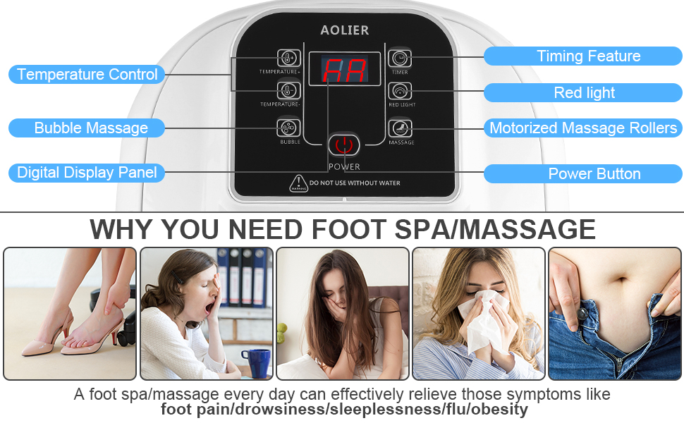 Why you need foot spa massage