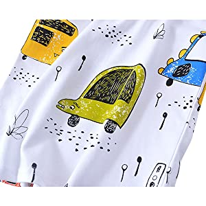 car print t shirt short sleeve tee for toddler boy 2t 3t boy clothes