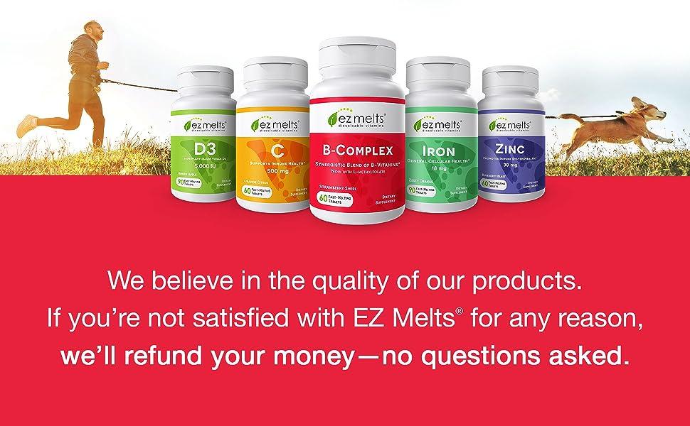 ezmelts vitamins