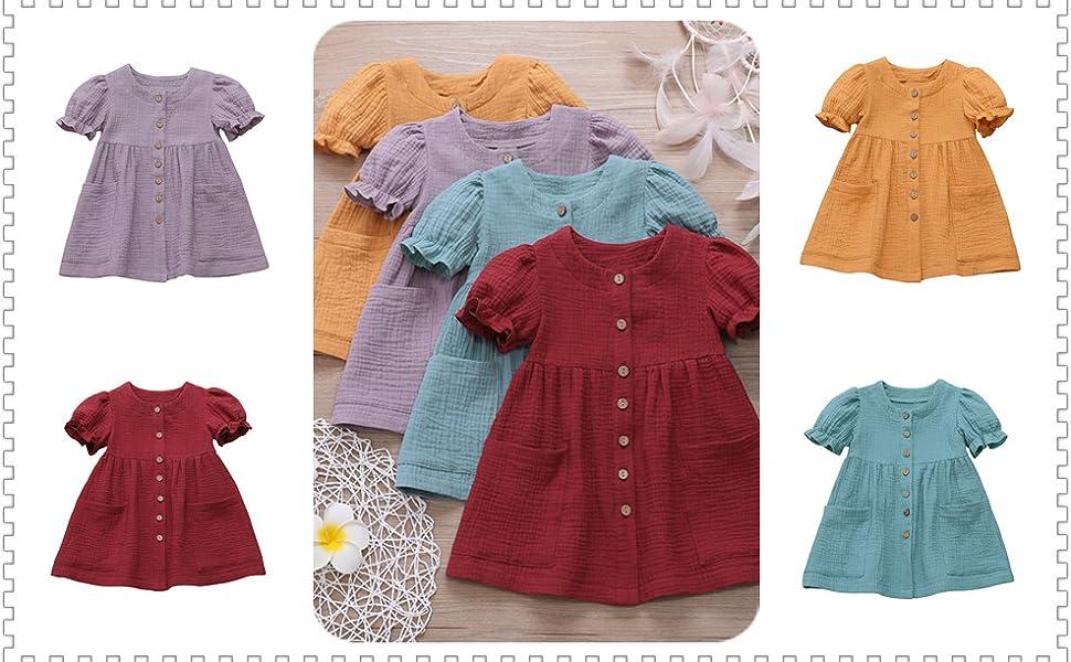 Merqwadd Summer Dress