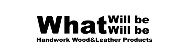What will be will be Handwork leather product