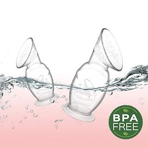 Haakaa Manual Breastpump Saver with Suction Base 4oz/100ml