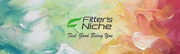 fitter's niche sportswear outdoor indoor professional apparel fashion fan gear for women and men