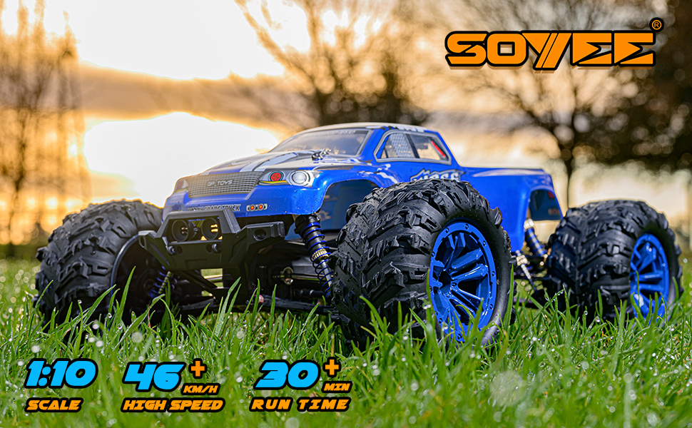 Soyee RC Cars for adults