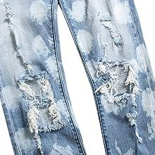men distressed skinny jean ripped distressed jean men ripped zipper jean biker jeans men skinny fit