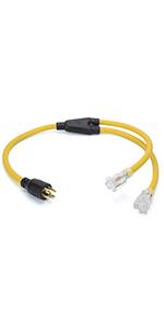 30 amp generator cord