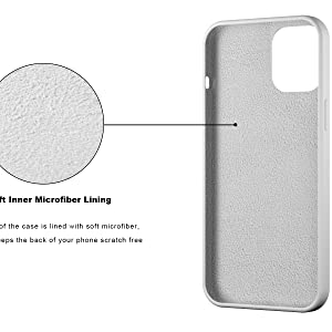 iPhone 12 Case with screen protector