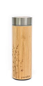 Bambus Thermobecher