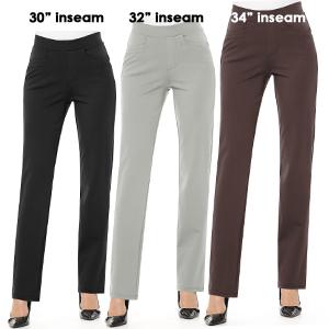 30 inch 32 inch 34 inch inseam leg length long short tall trouser pants for woman women